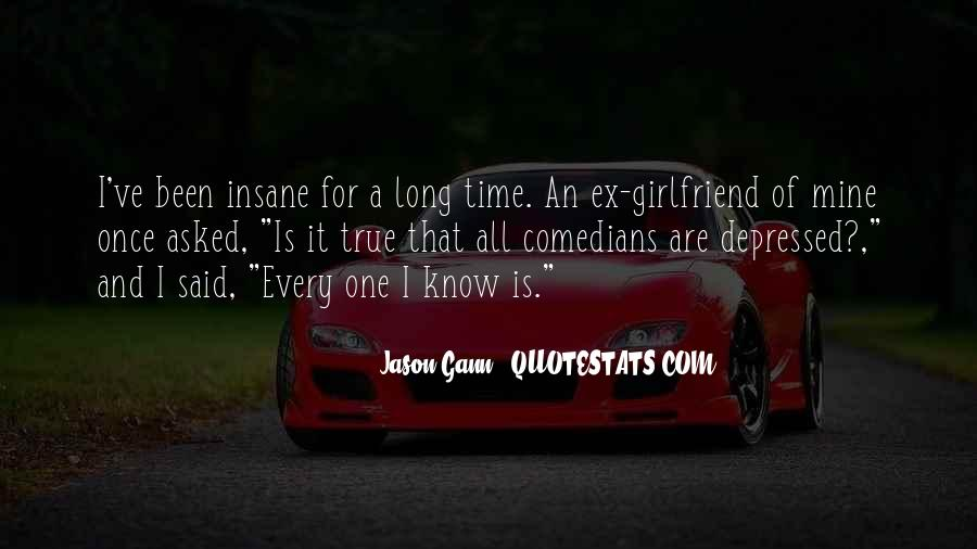 Quotes About A Ex Girlfriend #572929