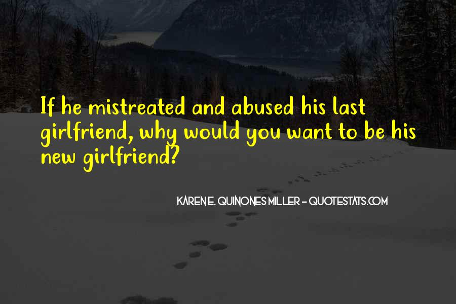 Quotes About A Ex Girlfriend #64180