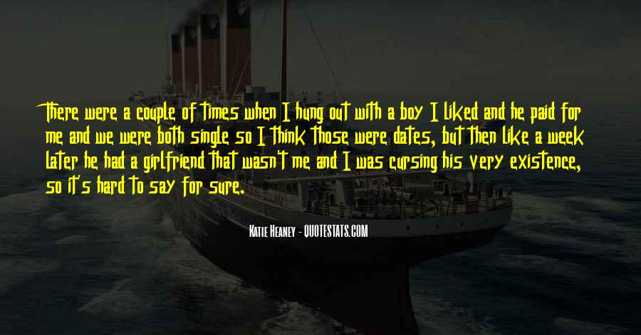 Quotes About A Ex Girlfriend #74556