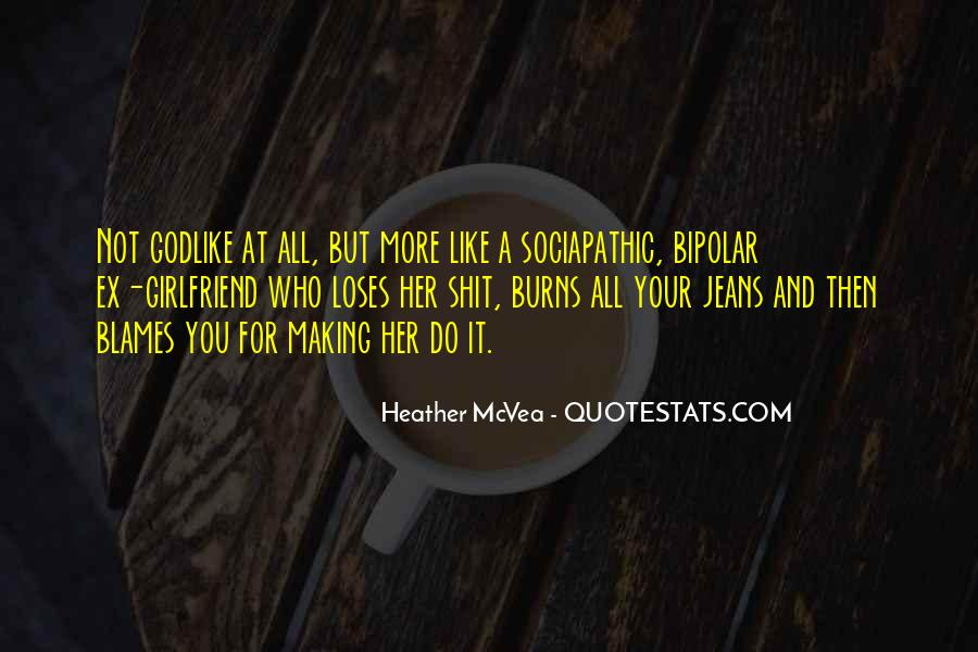 Quotes About A Ex Girlfriend #760912
