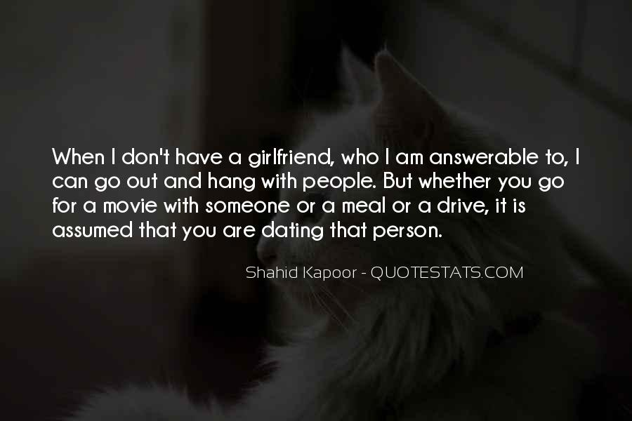Quotes About A Ex Girlfriend #9201