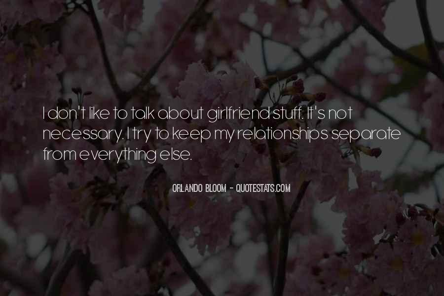 Quotes About A Ex Girlfriend #95029