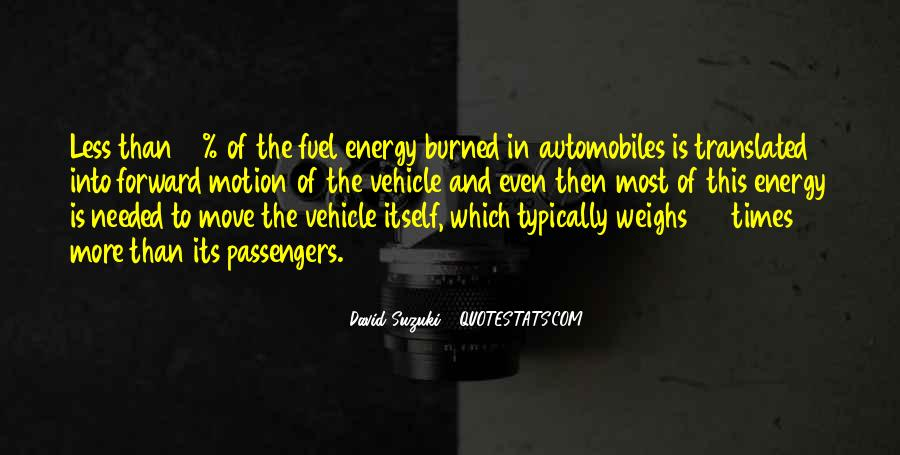 Quotes About Forward Motion #889678