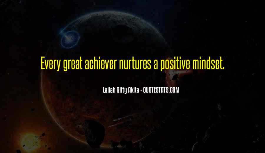 Quotes About Positive Thinking #1244