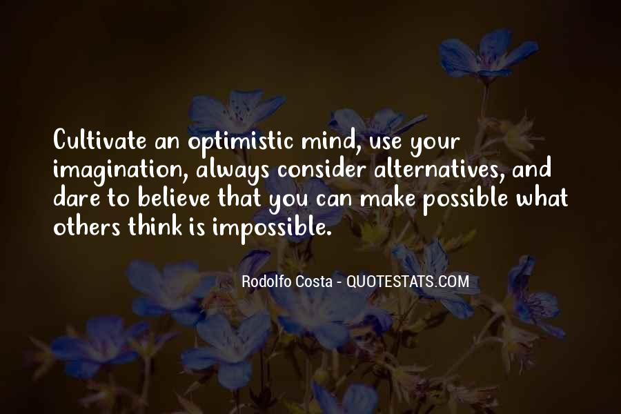 Quotes About Positive Thinking #58269