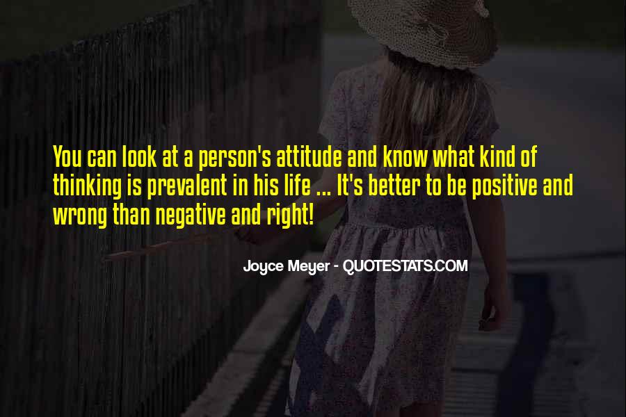 Quotes About Positive Thinking #88