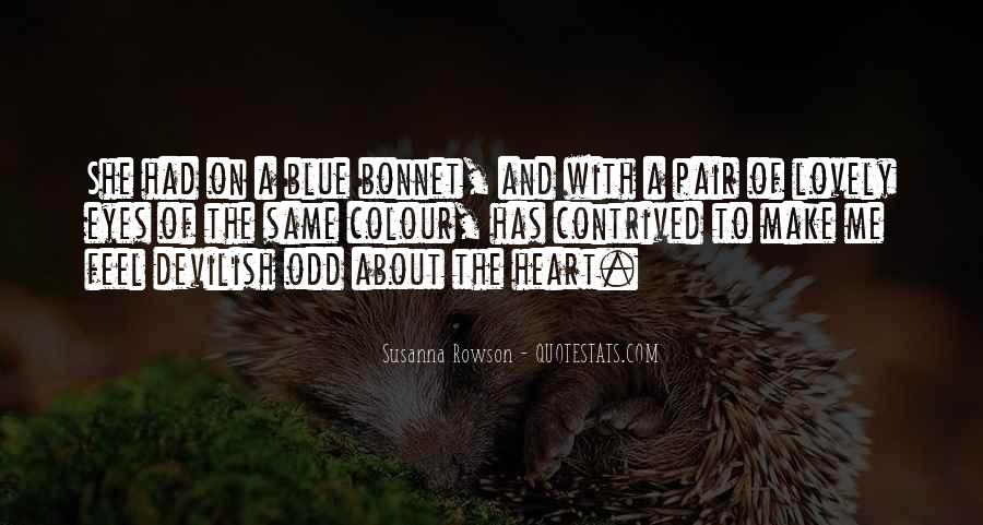 Quotes About Eyes And Heart #100653