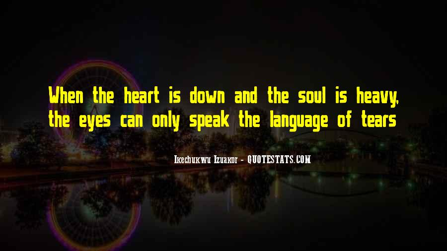 Quotes About Eyes And Heart #130444