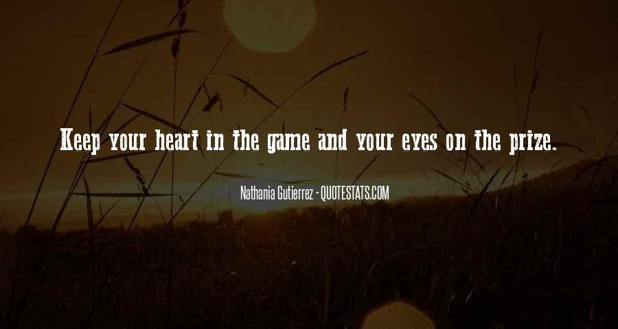 Quotes About Eyes And Heart #15305
