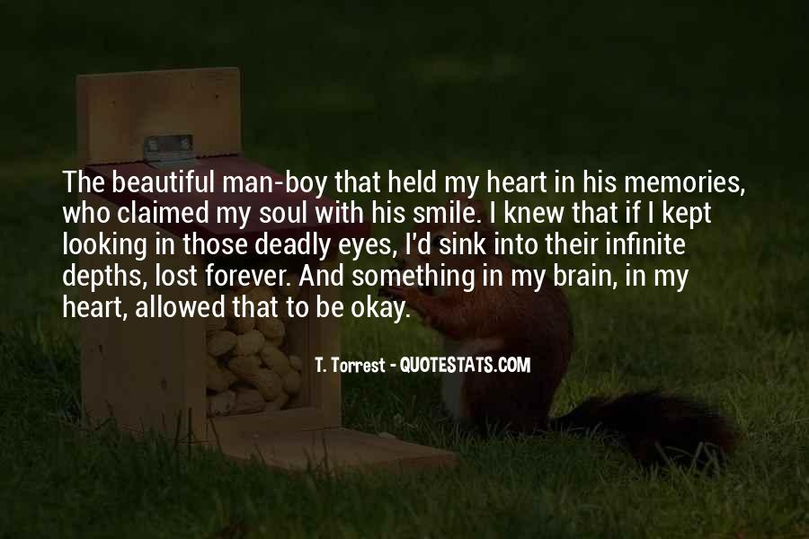 Quotes About Eyes And Heart #173625