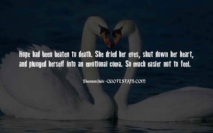 Quotes About Eyes And Heart #186689