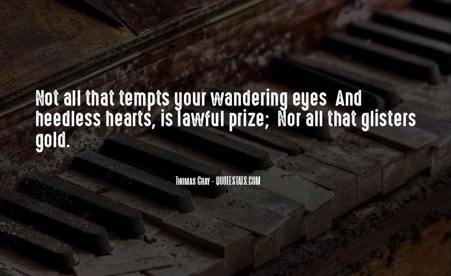 Quotes About Eyes And Heart #20941