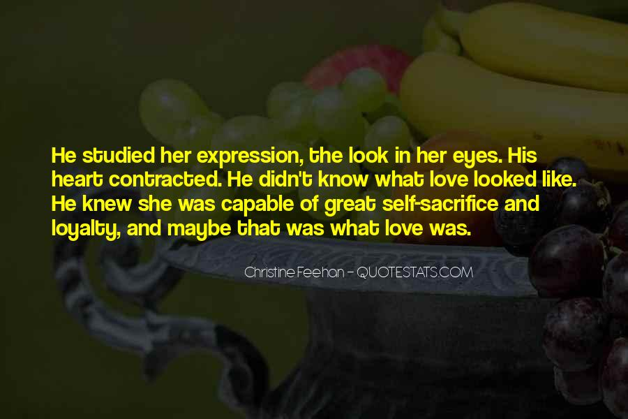 Quotes About Eyes And Heart #219266