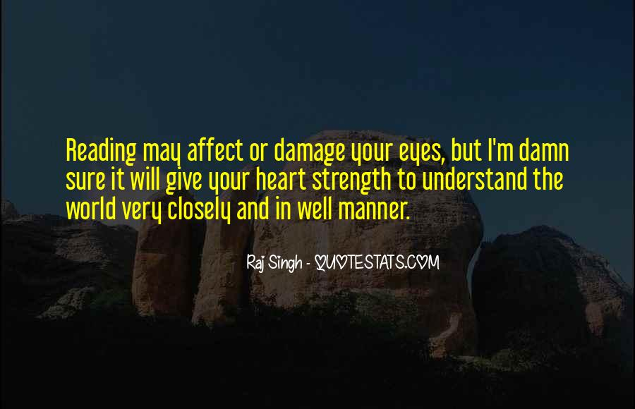 Quotes About Eyes And Heart #220242