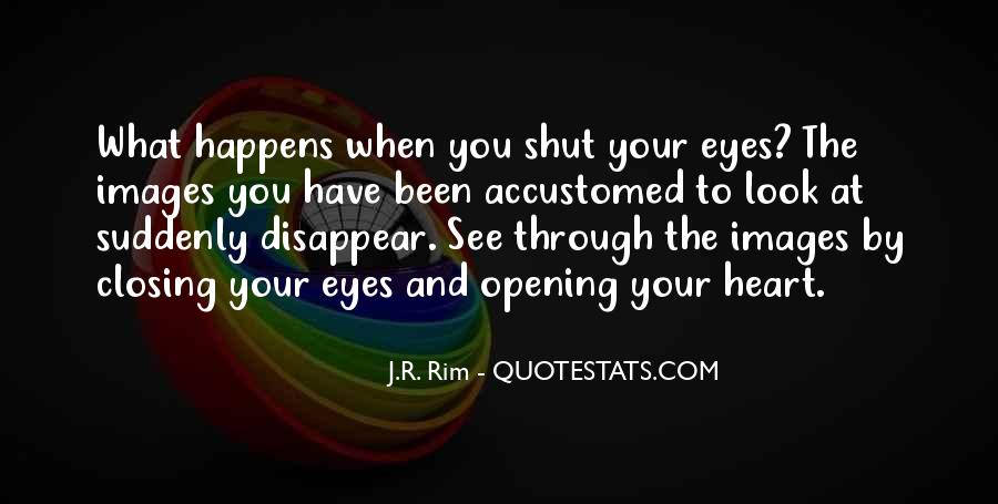 Quotes About Eyes And Heart #256471
