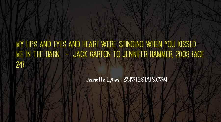 Quotes About Eyes And Heart #305860