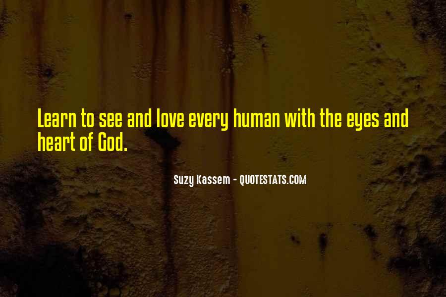 Quotes About Eyes And Heart #317614