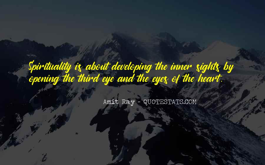 Quotes About Eyes And Heart #323372