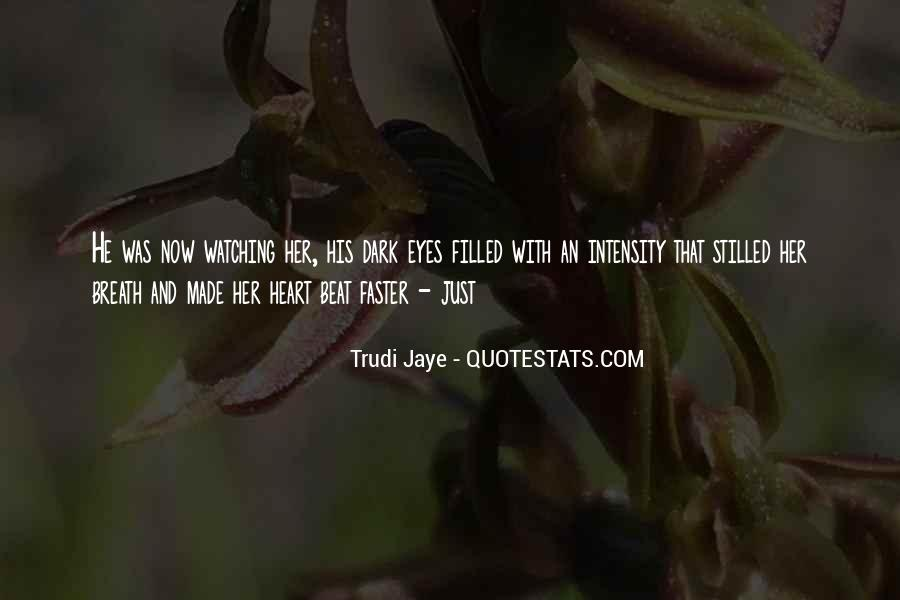 Quotes About Eyes And Heart #91043