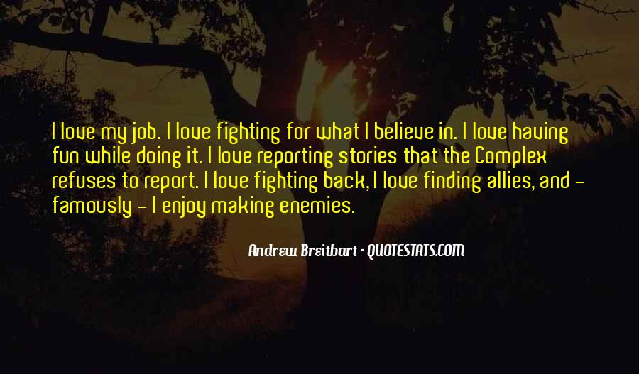Quotes About Love Finding Its Way Back #1859407