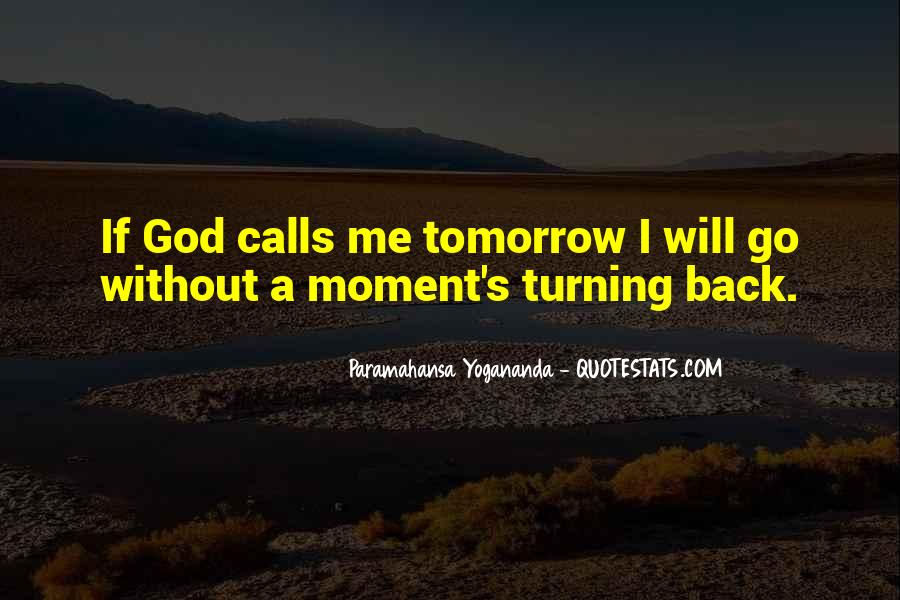 Quotes About Turning Your Back On God #1749141
