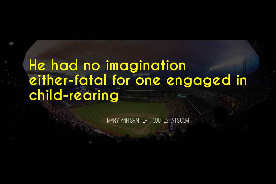 Quotes About Child's Imagination #1135581