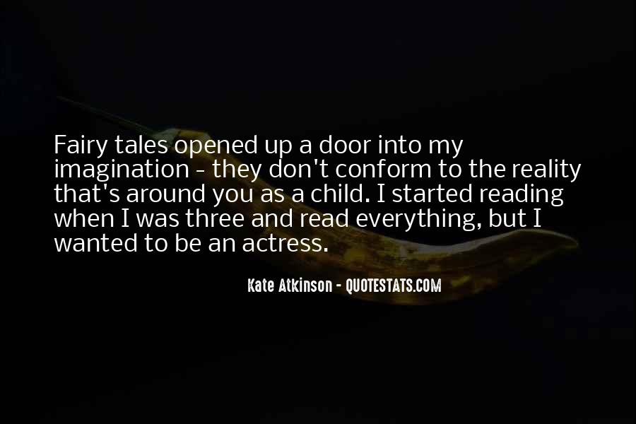 Quotes About Child's Imagination #1136448