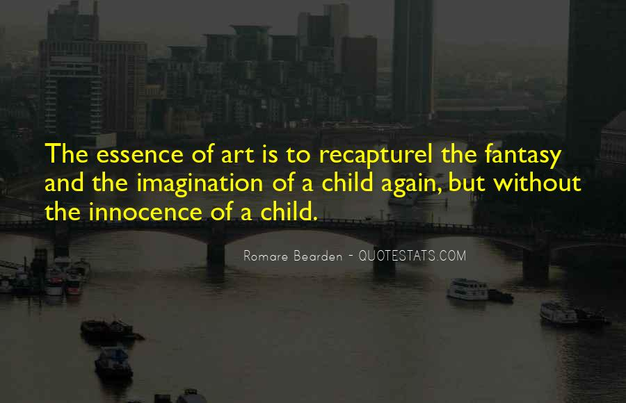Quotes About Child's Imagination #1447269