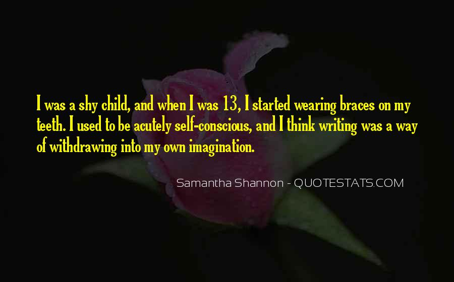 Quotes About Child's Imagination #1639399