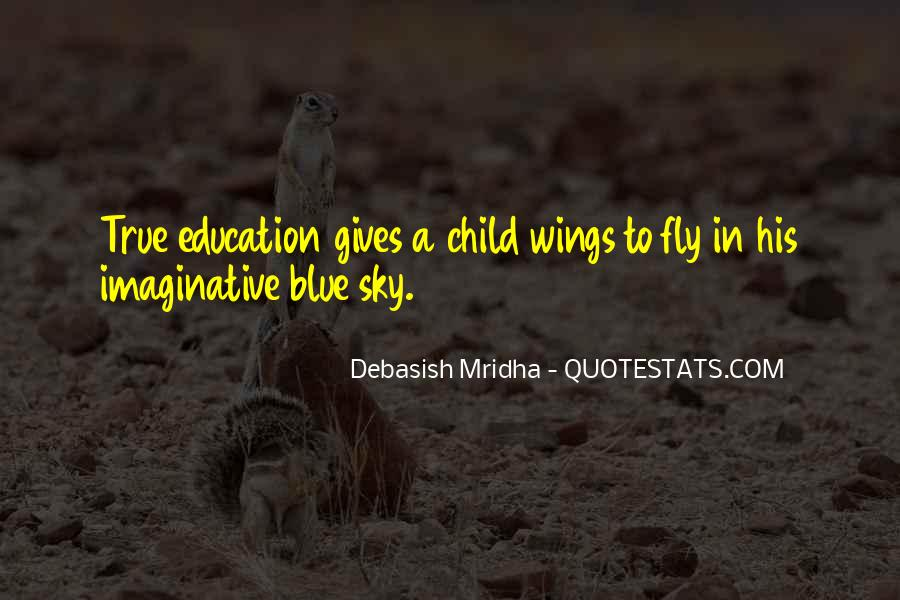 Quotes About Child's Imagination #1741769