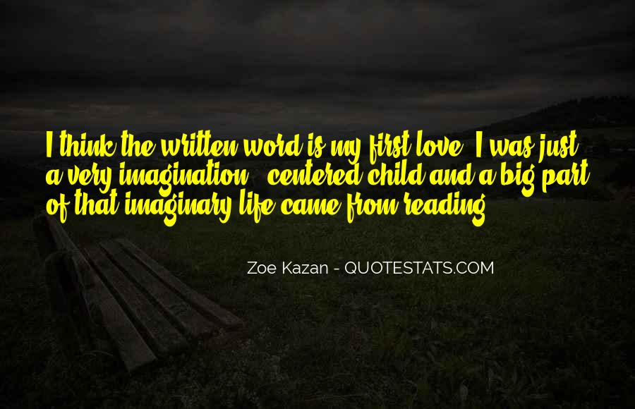 Quotes About Child's Imagination #1761495