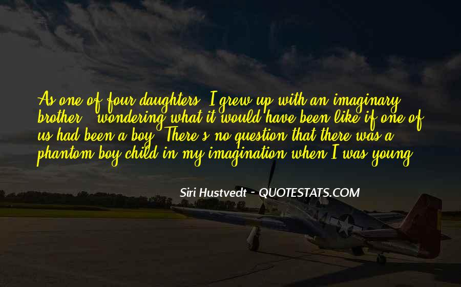 Quotes About Child's Imagination #1818715