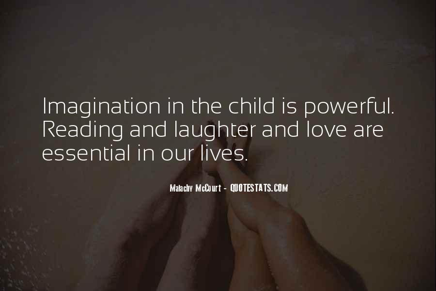 Quotes About Child's Imagination #182810