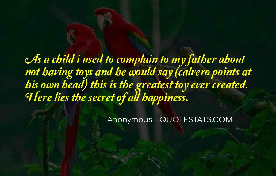 Quotes About Child's Imagination #198265