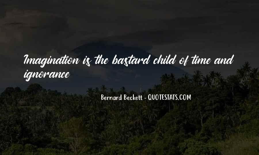 Quotes About Child's Imagination #303378