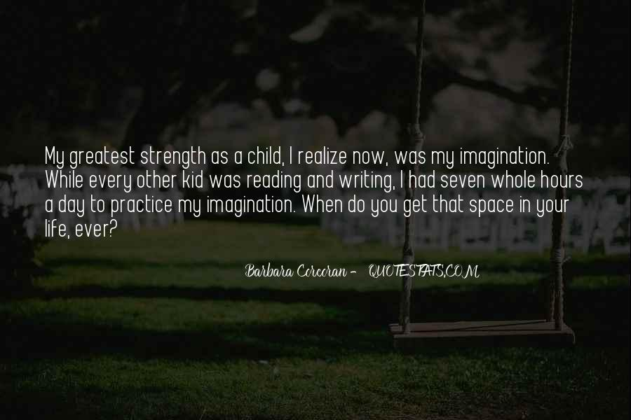 Quotes About Child's Imagination #392510