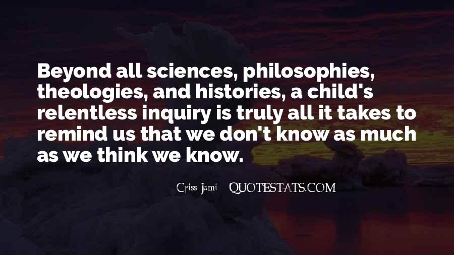 Quotes About Child's Imagination #422996