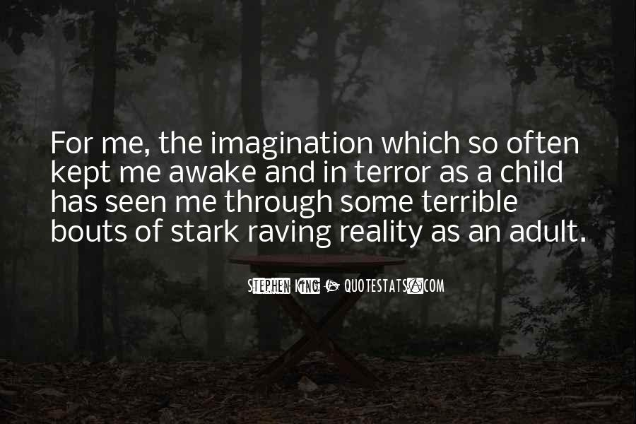 Quotes About Child's Imagination #55250