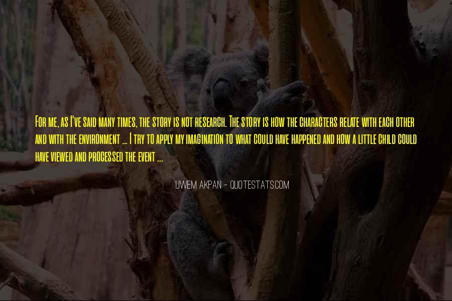 Quotes About Child's Imagination #585815