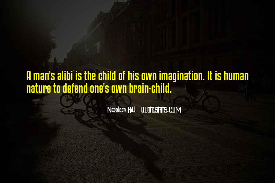 Quotes About Child's Imagination #623145