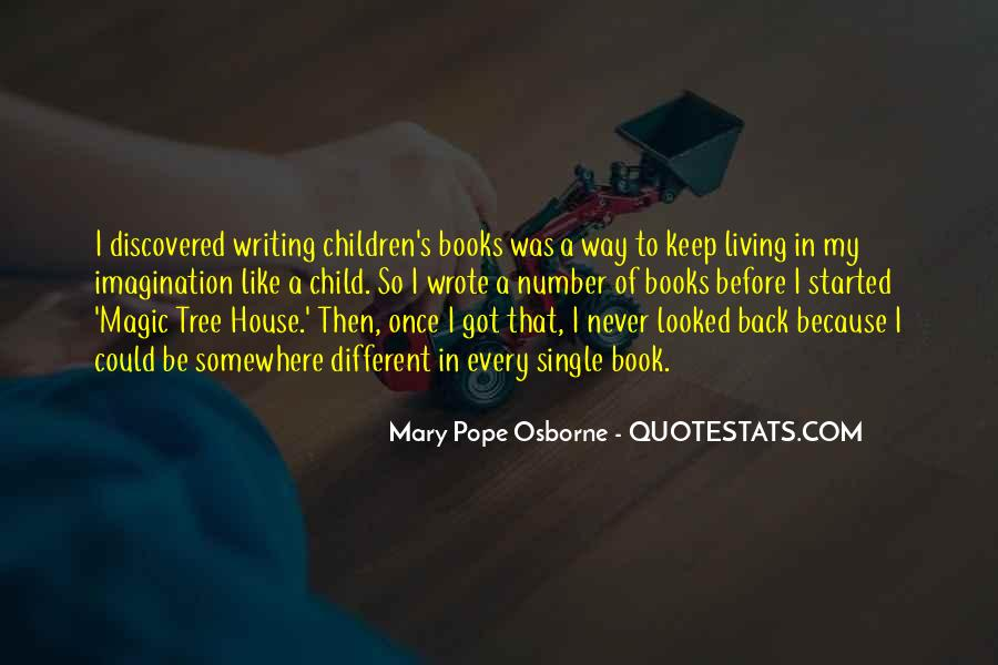 Quotes About Child's Imagination #630495