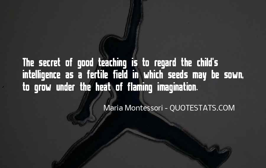 Quotes About Child's Imagination #669448