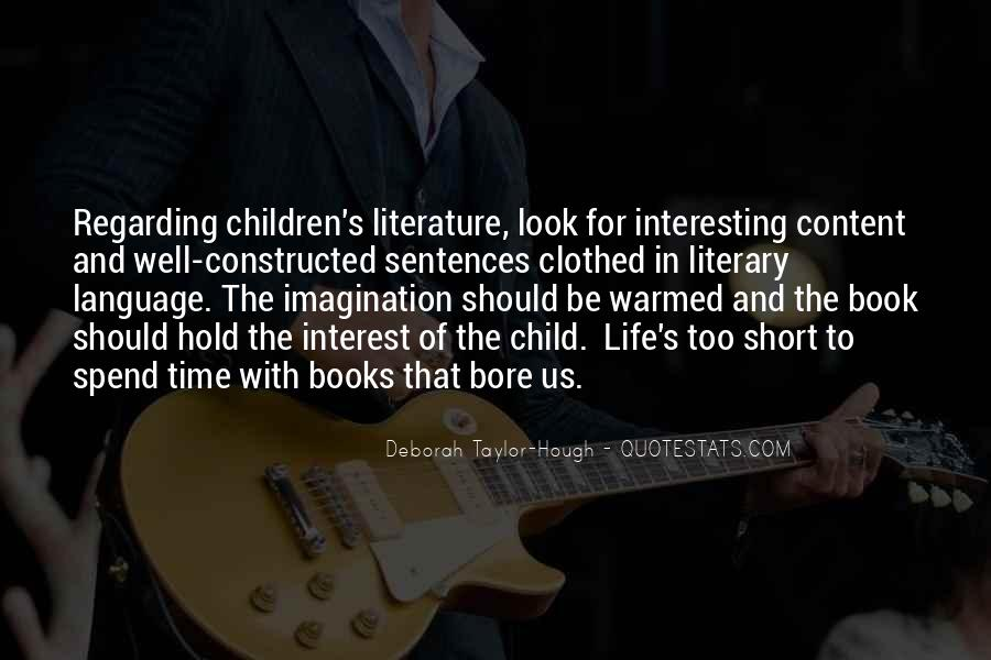 Quotes About Child's Imagination #708090