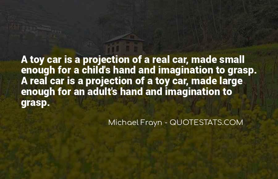 Quotes About Child's Imagination #732834