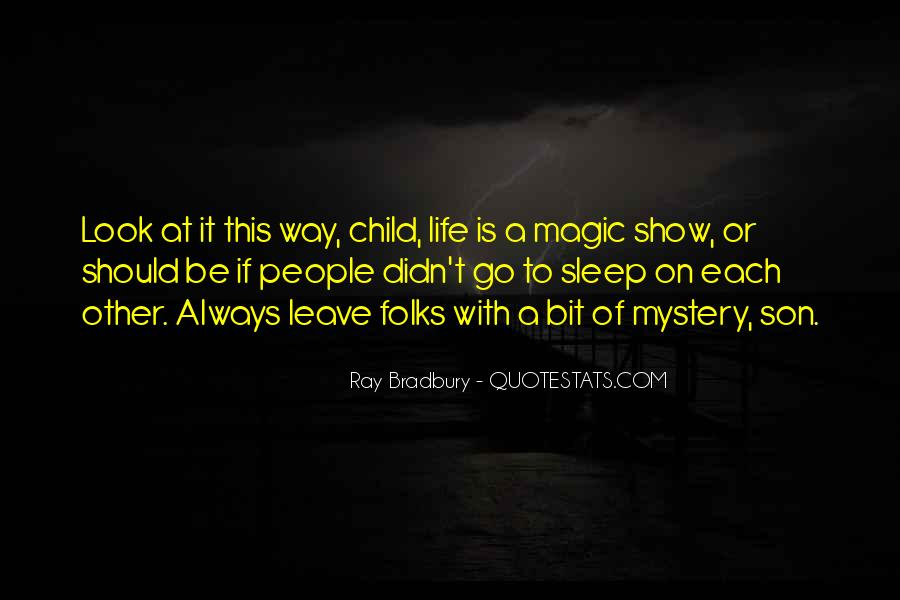 Quotes About Child's Imagination #8223