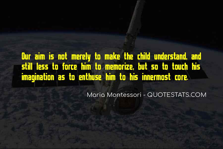 Quotes About Child's Imagination #913483