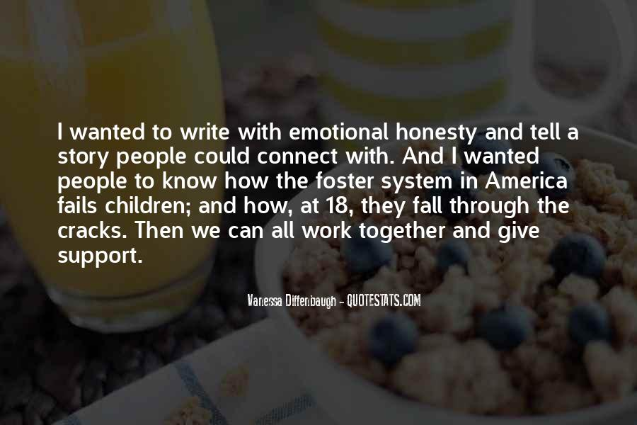 Quotes About Emotional Support #1167155