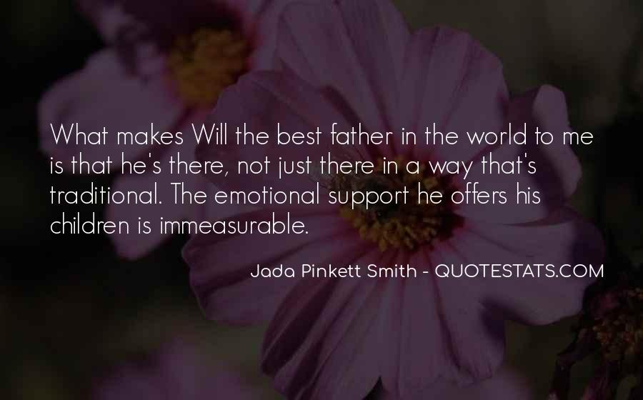 Quotes About Emotional Support #1878289