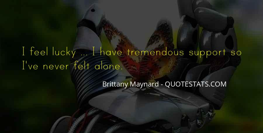Quotes About Emotional Support #471658