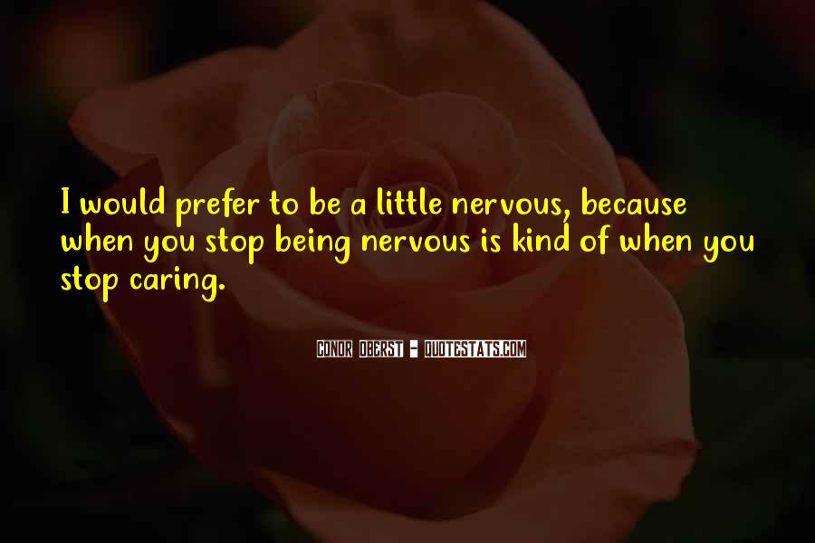 Quotes About Stop Caring So Much #1065747